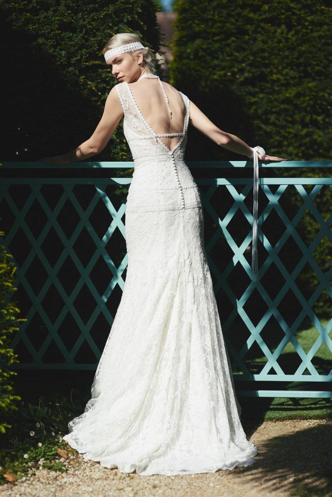 robe CYMBELINE les mariées du faubourg vernet robes de mariées monteux vaucluse