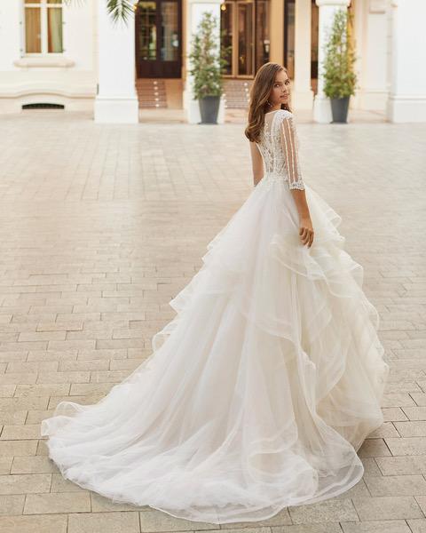 robe de mariée BELICE Aire barcelona